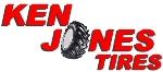 Ken Jones Tires Logo