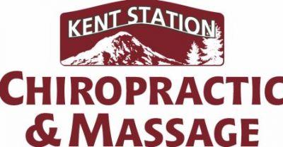 Kent Station Chiropractic & Massage Logo
