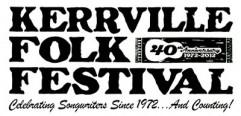 kerrvillefolkfest Logo