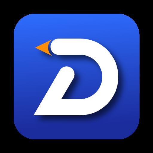 Drawtify | Faster Graphic Designer & Animator & Publisher Logo