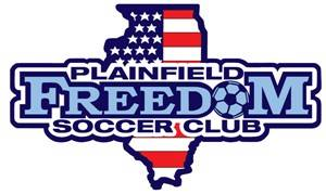 Plainfield Freedom Soccer Club Logo