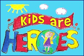 kidsareheroes Logo