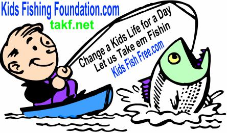 Kids Fishing Foundation Logo