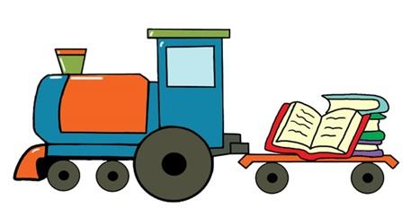 Kids Imagination Train Logo