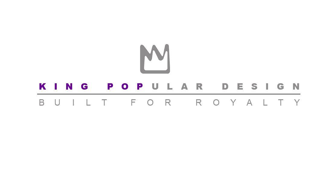 kingpopulardesign Logo