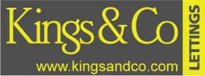 Kings & Co Lettings & Property Management Logo