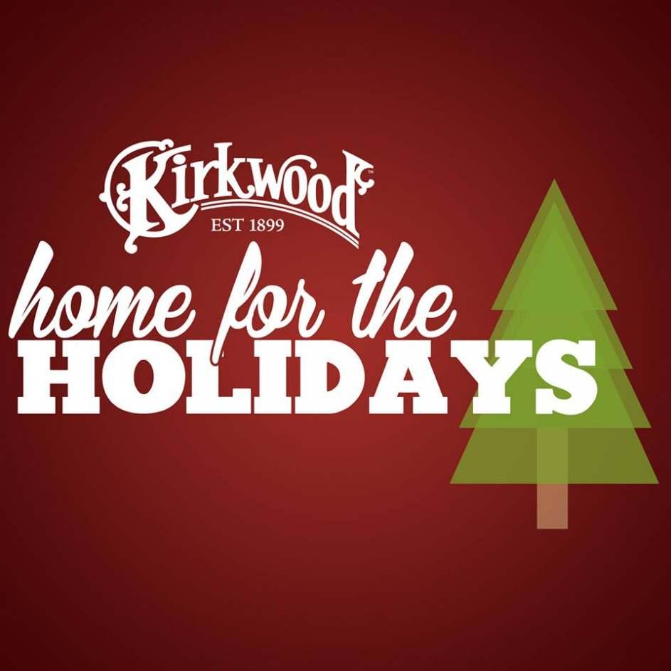 Kirkwood Home For the Holidays Logo