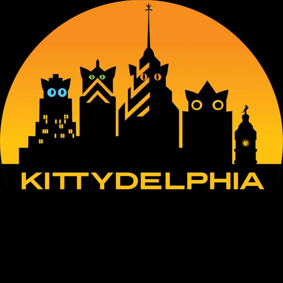 kittydelphia Logo