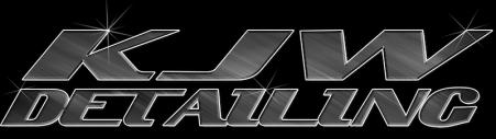 KJW Detailing Logo