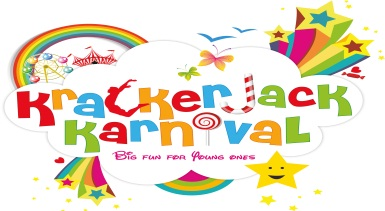 Kracker Jack Karnival Logo