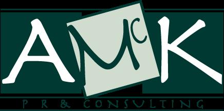 A McK PR Logo