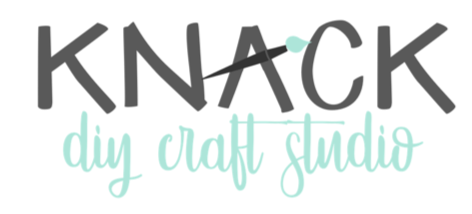 Knack DIY Craft Studio Logo