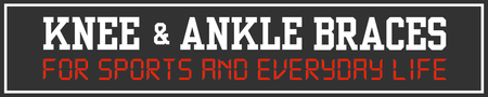 kneeandanklebraces Logo