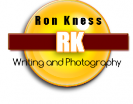 Ron Kness Writing and Photography Logo