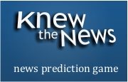 Knew The News Logo