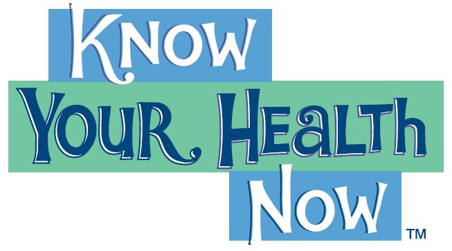 Know Your Health Now Logo