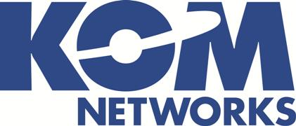 KOM Networks Logo