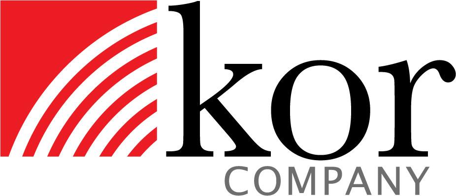 KOR Company. Inc. Logo