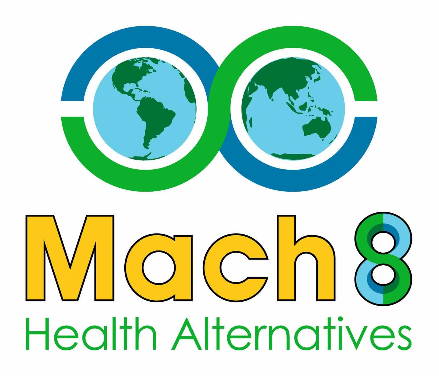 Mach8 Logo
