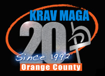Krav Maga of Orange County Logo
