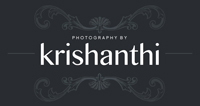 Photography by Krishanthi Logo