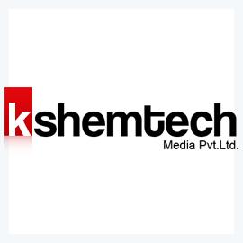 KSHEMTECH MEDIA PVT LTD. Logo