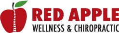 Red Apple Wellness Logo