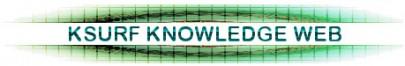 KSURF Knowledge Web Logo