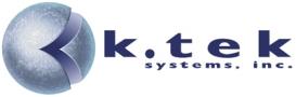 ktek_systems Logo