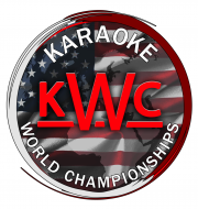 Karaoke World Championships USA Logo