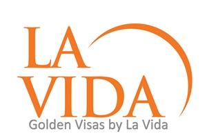 La Vida Golden Visas Logo