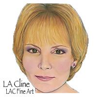L.A.C. Fine Art Logo
