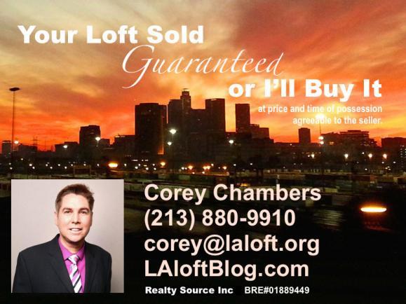 L.A. Loft Blog Logo