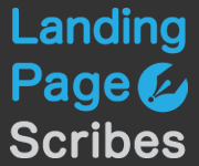 landingpagescribes Logo
