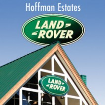 Land Rover Hoffman Estates Logo
