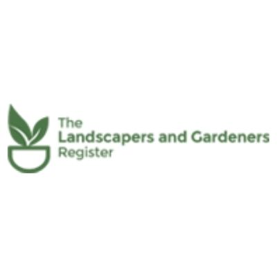 The Landscapers and Gardeners Register Logo