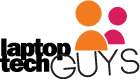 Laptop Tech Guys Logo
