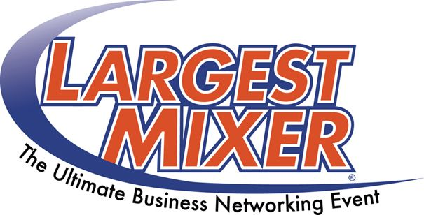Largest Mixer Events Logo