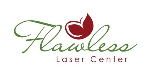 Flawless Laser Center Logo