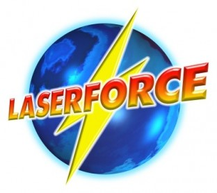 Laserforce USA Logo
