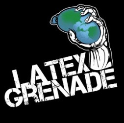 Latex Grenade Logo
