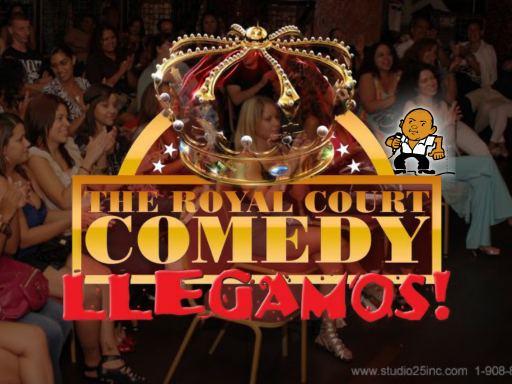 latino laughter Logo