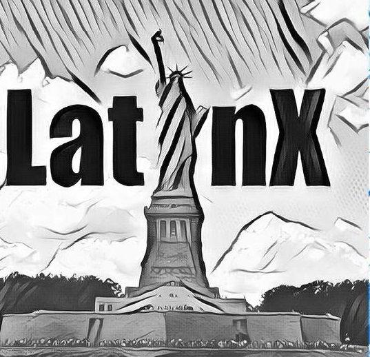 LatinX Strong Logo