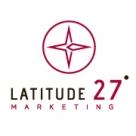 Latitude 27 Marketing Logo