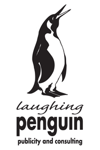 Laughing Penguin Publicity Logo