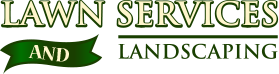 Lawn Service & Landscaping Network Logo
