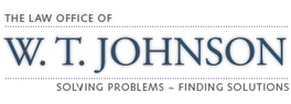 The Law Office of W.T. Johnson Logo