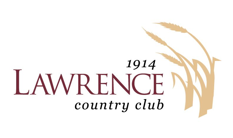 Lawrence Country Club Logo