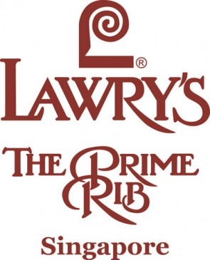 Lawry's The Prime Rib Singapore Logo