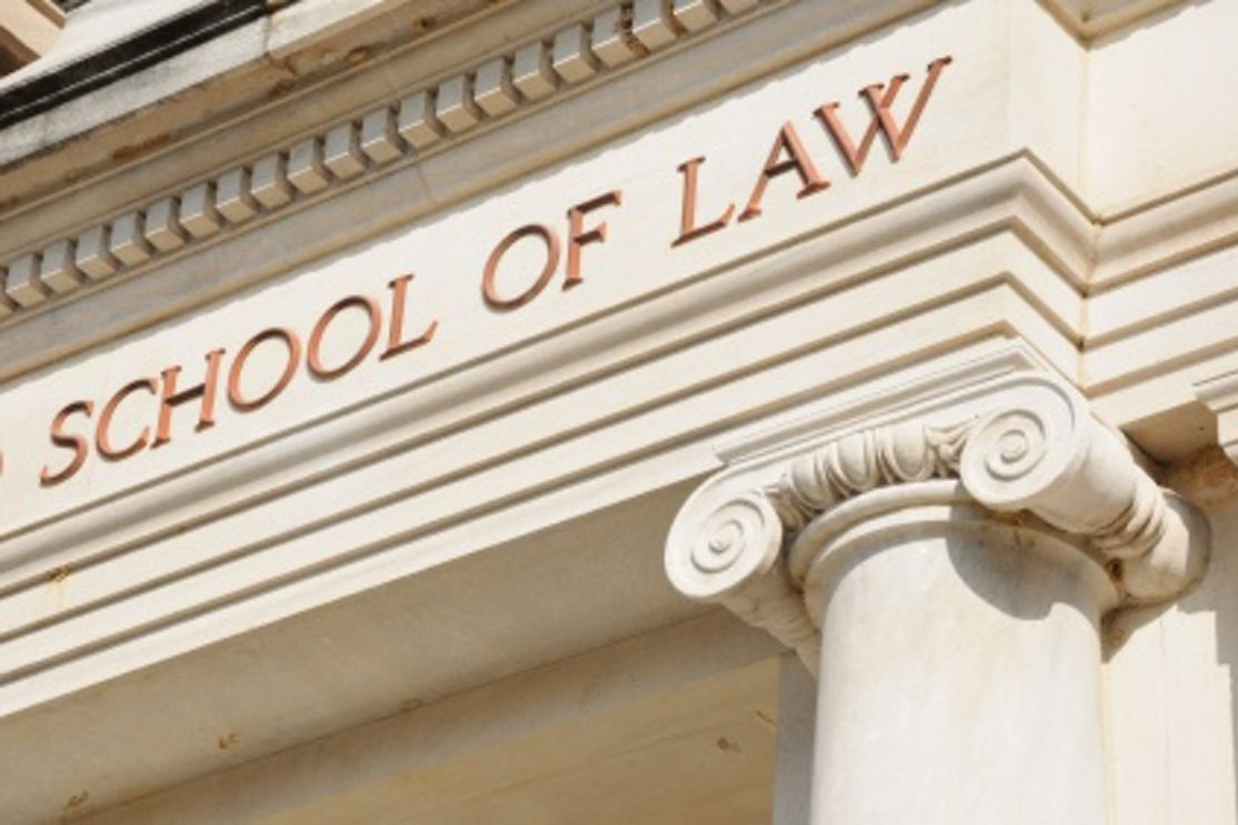 The California School of Law Logo